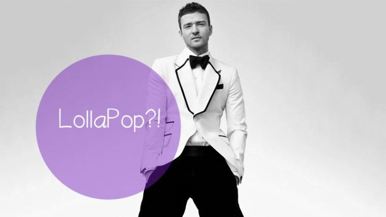 Justin Timberlake Lollapalooza